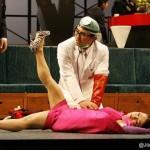 Young Kwon (Don Prudenzio), Ina Yoshikawa (La Contessa di Folleville)