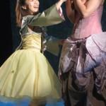 Ina Yoshikawa mit Corinna Schreiter (Sopran)